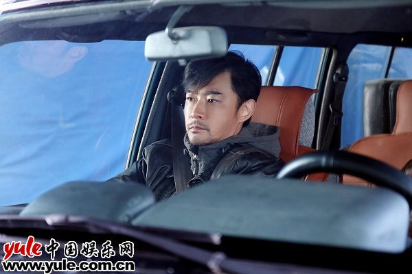 嫌疑者说杀青黄维德西北刑警形象引期待